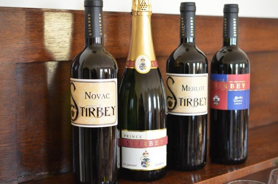 Vinoteca Prince Stirbey