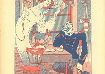 Afis Furnica - Sporirea soldei ofiterilor