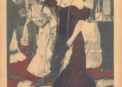 Afis Furnica - Stirbey