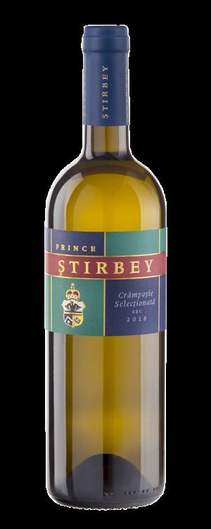 Imagine sticla vin - Prince Stirbey - Cramposie-Selectionata
