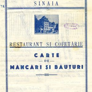 Parc Hotel Sinaia