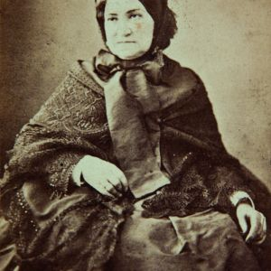 Doamna Elisabeta Stirbey, nascuta Cantacuzino-Pascanu (1805 - 1874)