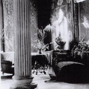 Palatul Stirbey Bucuresti, hol
