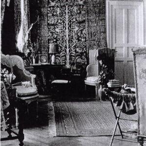 Palatul Stirbey Bucuresti, salon