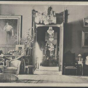 Salon Conacul Stirbey - Buftea - cca. 1920